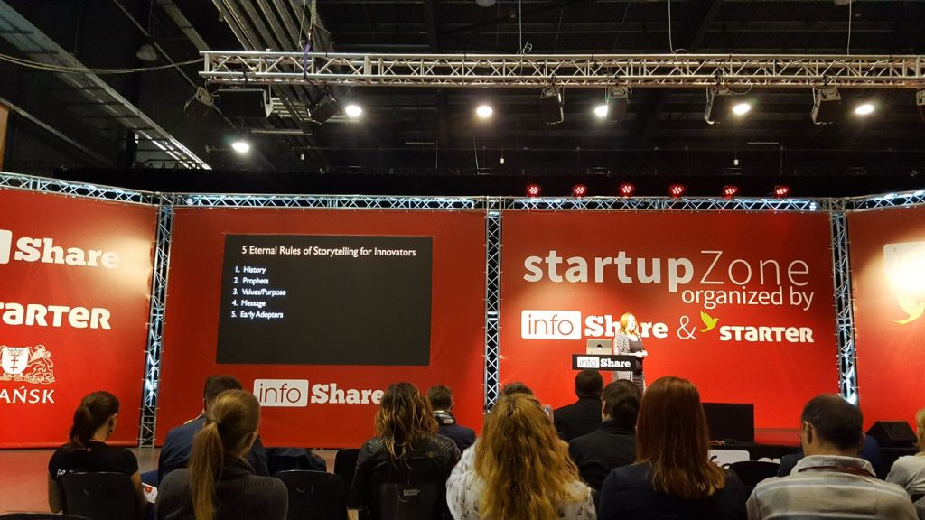 infoShare 2016: The Age of the Customer has arrived