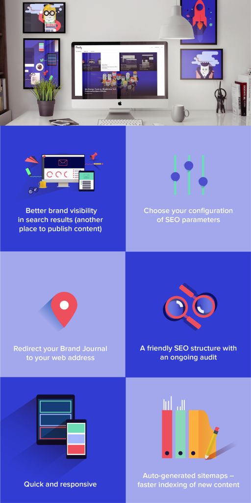 Brand Journals – SEO benefits