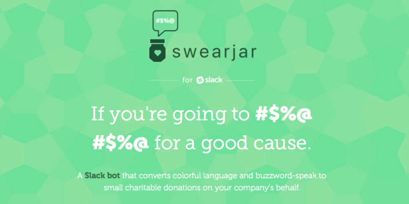 Swearjar - brand commerce campaigns