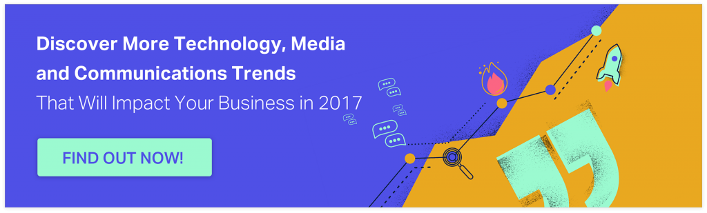 Trends to follow in 2017