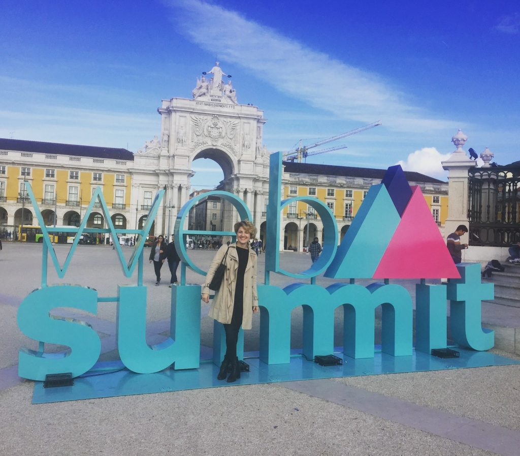 Web Summit - Anna Lebedeva, SemRush