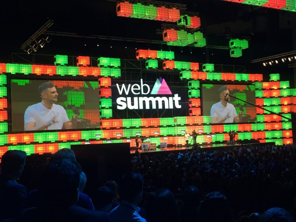 Web Summit Talks