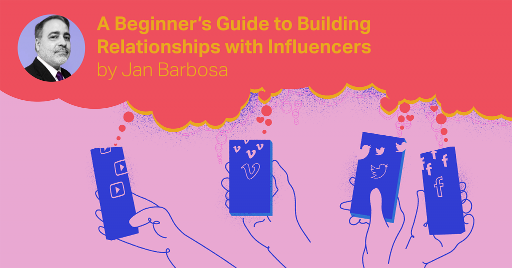 How to build relationships with influencers