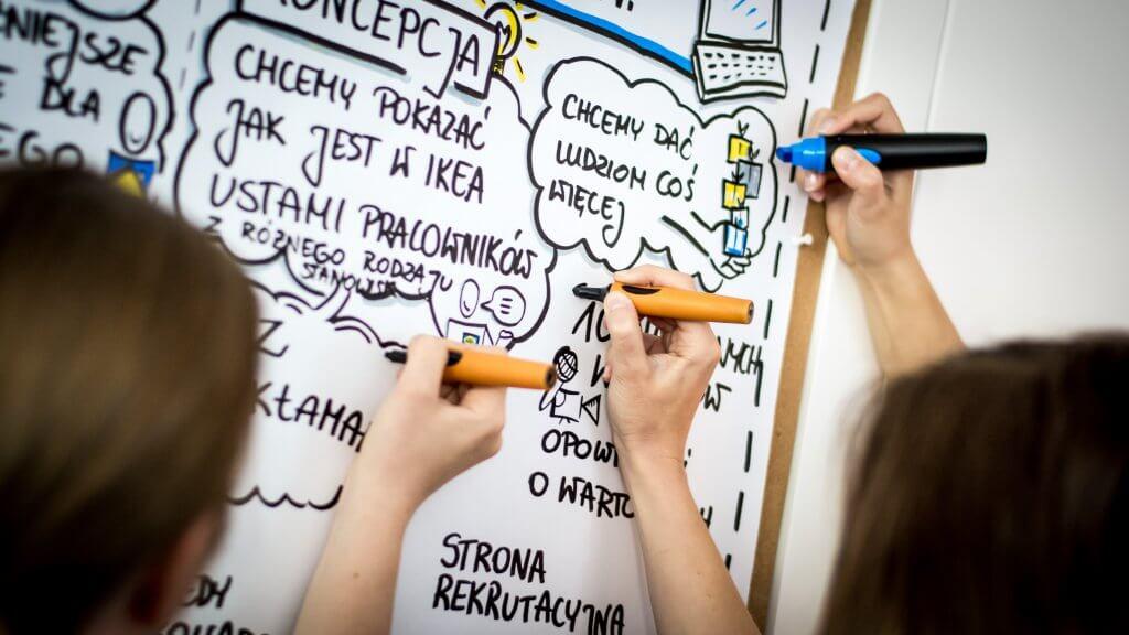 Ikea Communication Jam, maj 2016, realizacja: FUZERS Service Design, fot. Orest Tabaka