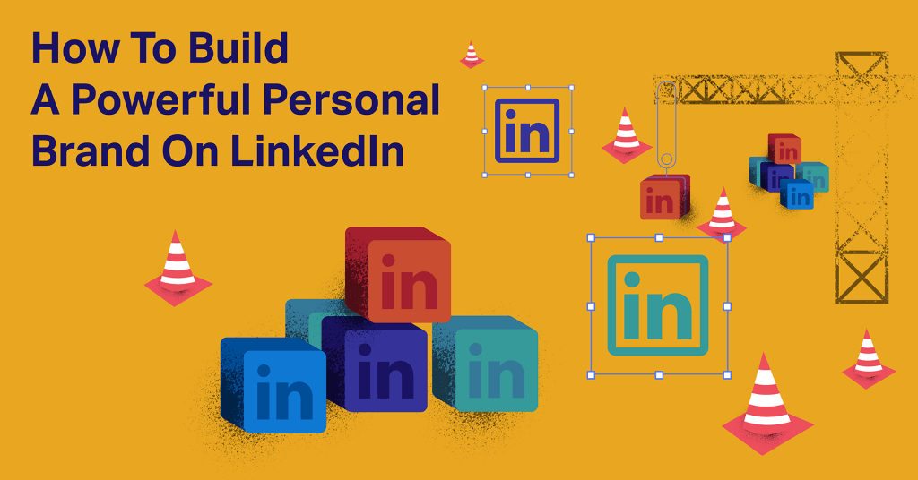 personal brand on LinkedIn