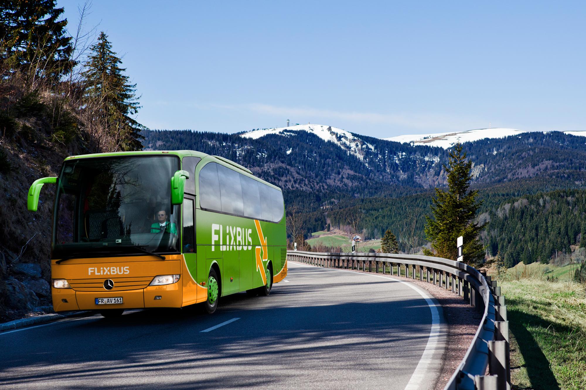 Mat. prasowe Flixbus