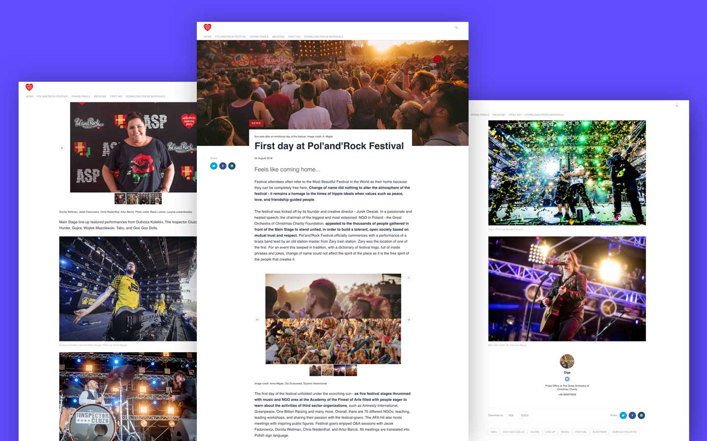 30 Event Press Release Examples & Tips From Journalists [Template]
