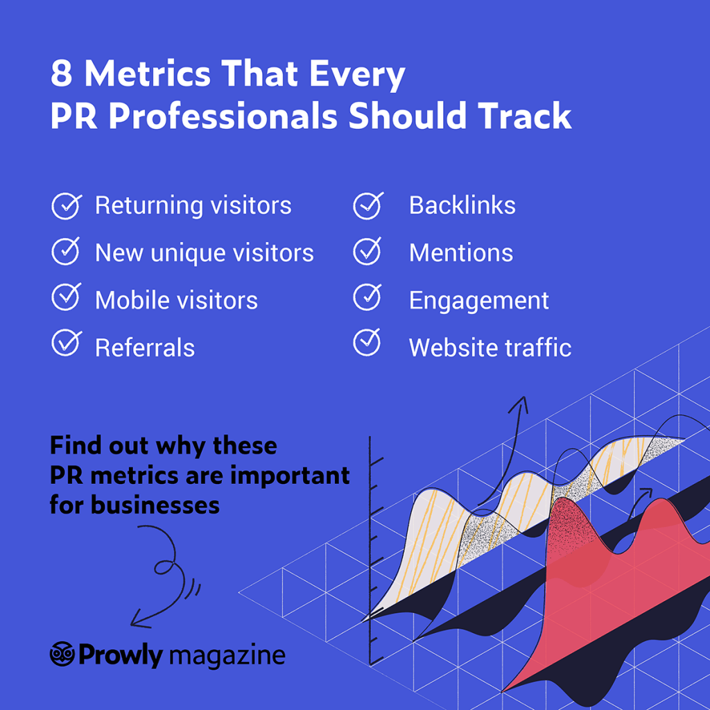 8 PR metrics communications professionals must track to prove success