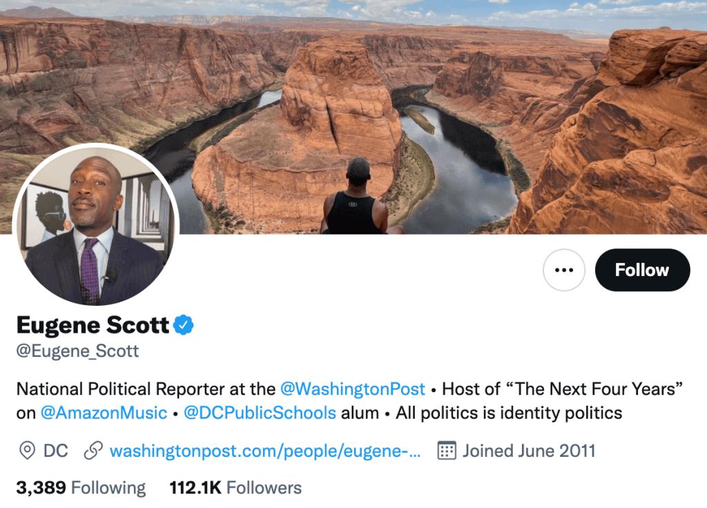 Eugene Scott - Top media journalist